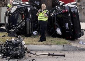 Upland Fatal Crash